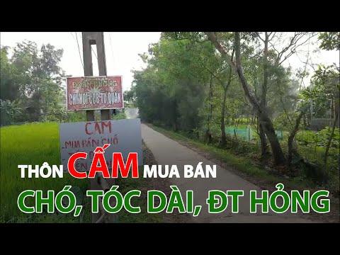 Bí ẩn thôn cấm mua bán chó, tóc dài, điện thoại hỏng ở Quảng Trị   VTC14
