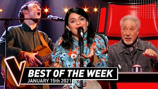 The best performances this week on The Voice | HIGHLIGHTS | 15–01-2021