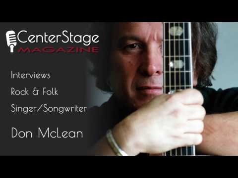 Conversations with Missy: Don McLean