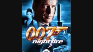 James Bond 007 Nightfire - Fort Knox Music