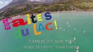 Faites Du Lac 2015 - Serre Ponçon Hautes Alpes