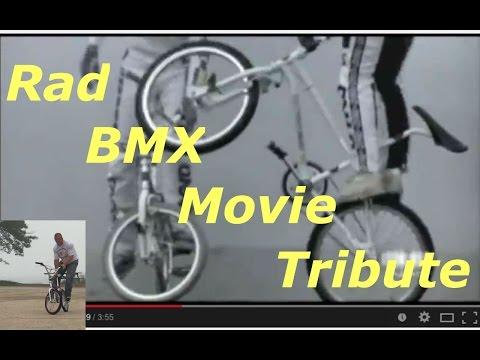 Rad BMX Movie Tribute by Trainer Troy Smith