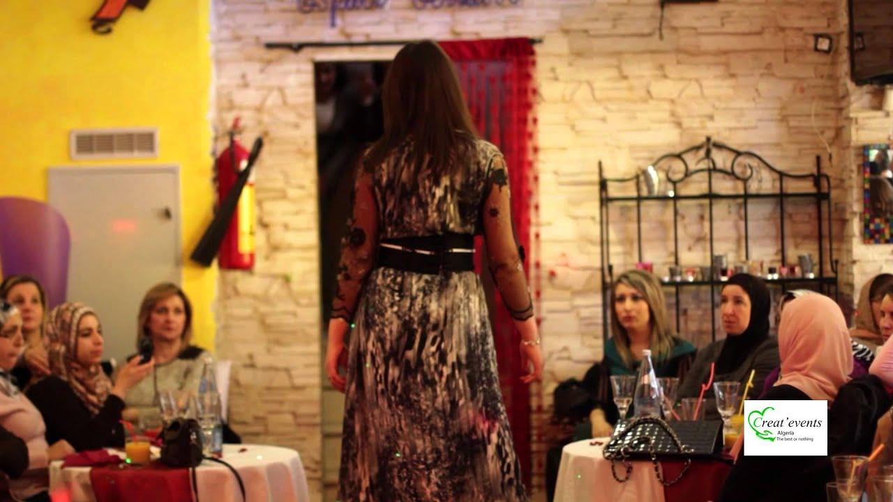 Défilé de mode caftan lalla du 8 mars 2014   youtube