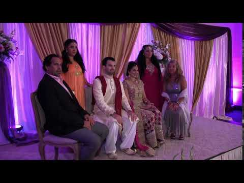 Wedding Moments by Award Winning Producer/Director/Videographer  Richard J. McCollough, M.Ed.