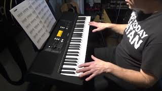 Yamaha PSR E363 Piano Keyboard Review