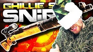 THE ONLY WAY TO SNIPE! (Call of Duty WW2 Sniper Gameplay)