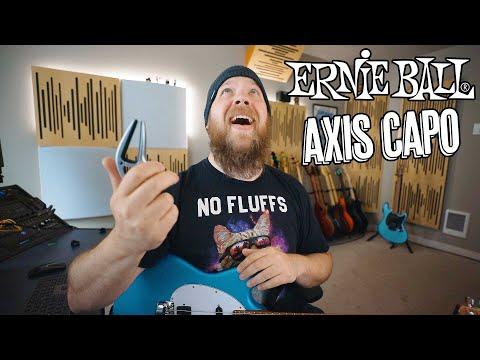 The Ernie Ball Axis Capo!