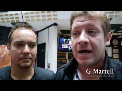 Entrevista En G Martell Al Grupo Chileno Natalino