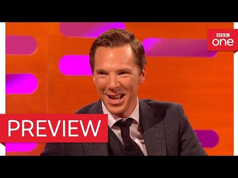 Bryan Cranston & Benedict Cumberbatch's weddings talk  The Graham Norton  2016  BBC One