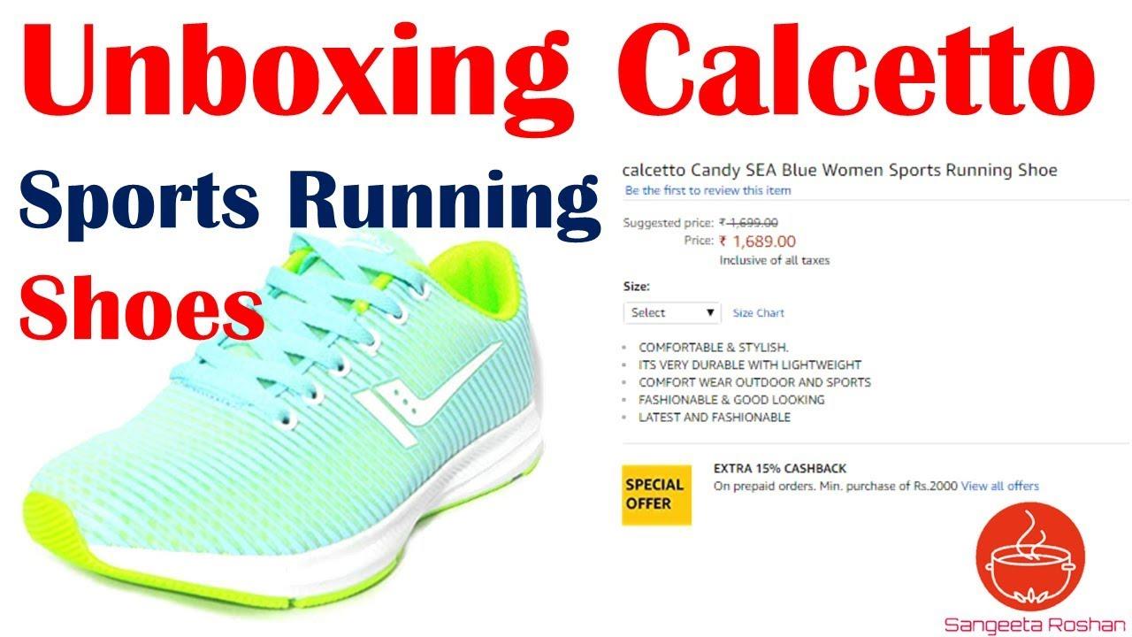 84fd11c1419516 Unboxing Sports Shoes | Amazon Shoes | Shoes Unboxing | Calcetto ...