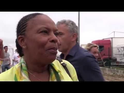 Huma 2016 - Christiane Taubira