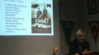 Prof.Dr. Abdulvahap KARA - 2.Dünya Savaşının 70 Yılında Cengiz Dağcı 06 02 2015