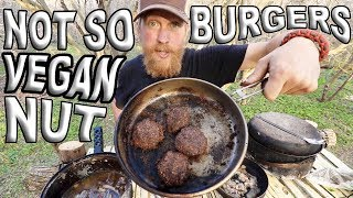 How to Make Bushcraft Acorn Flour Bread Biscuits  / Day 28 Of 30 Day Survival Challenge  Texas