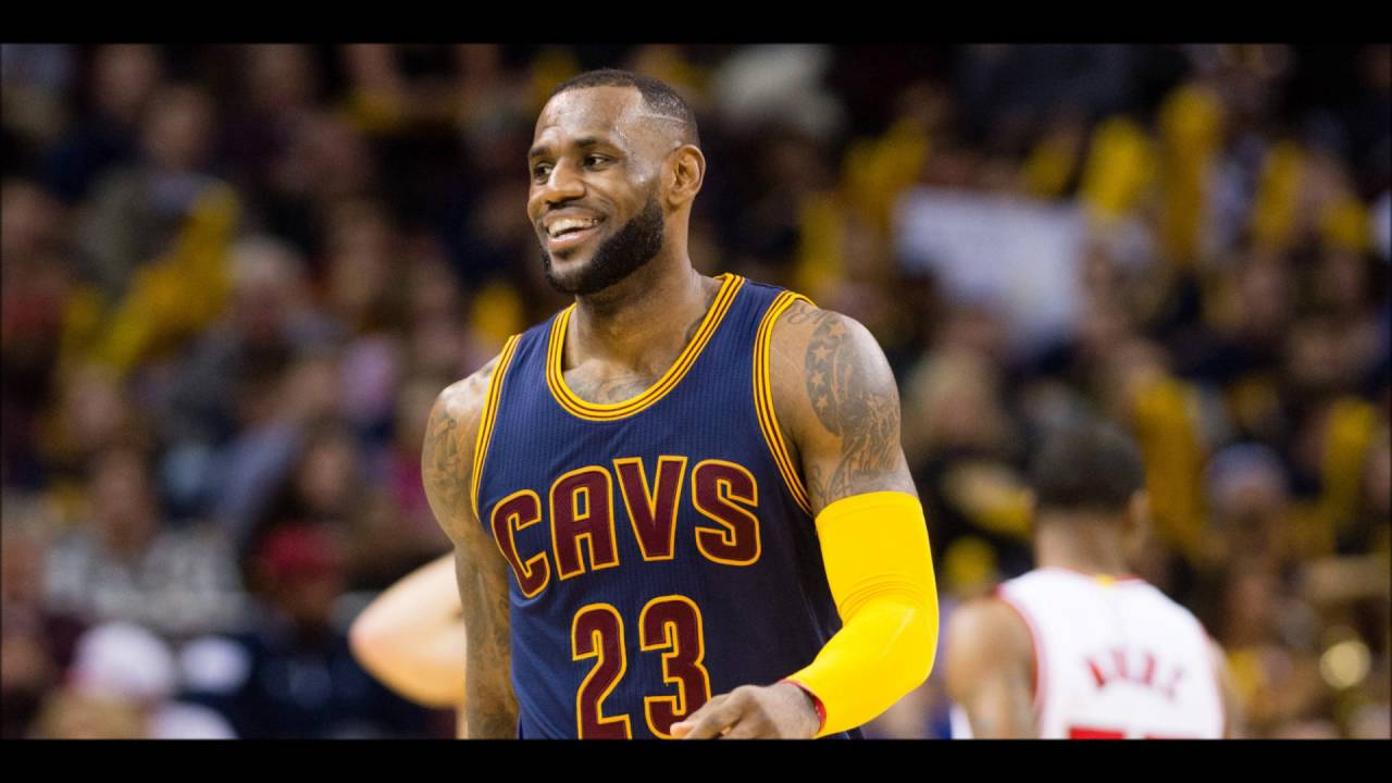 d0bdcb13f44 LeBron James Says That Michael Jordan Gets TOO MUCH Credit For Championships
