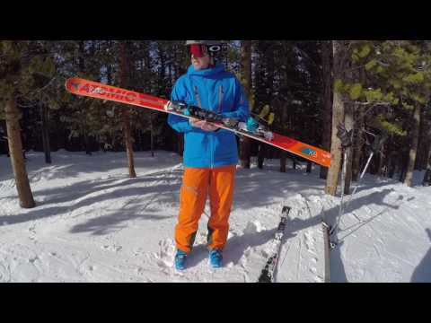 2017 / 2018 Atomic X9 ski review