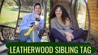 35 Questions with Chloe and Gavin Leatherwood | Leatherwood Sibling Tag!