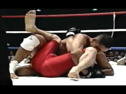Rickson Gracie vs Yuki Nakai