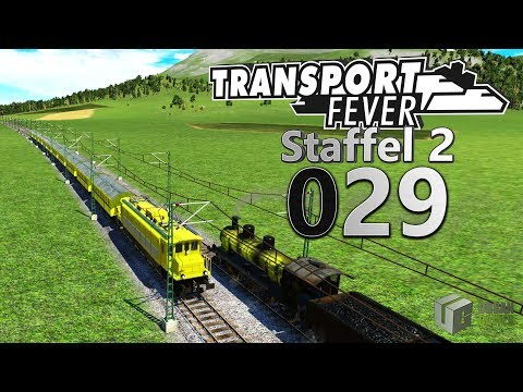 Der Abstand 🚆 ► [S2|029] ► Let's Play Transport Fever German