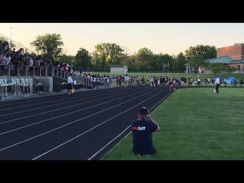 Gahanna wins fourth straight Division I regional track title