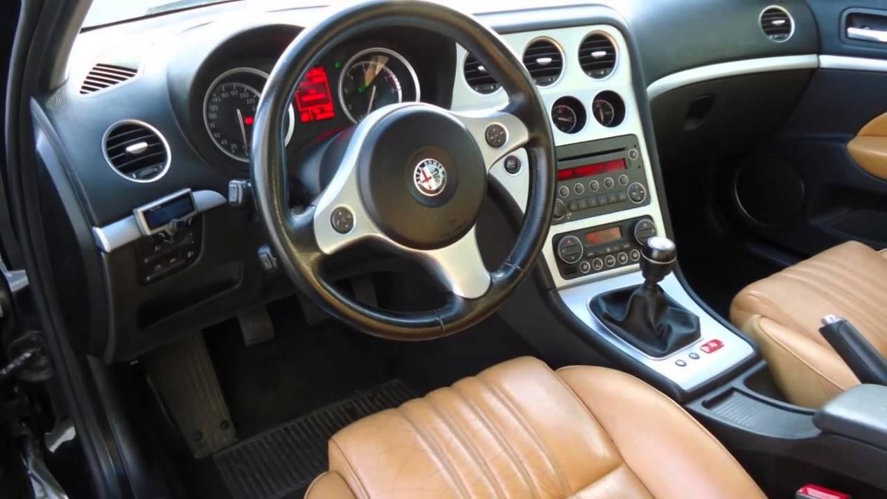 Prova Alfa Romeo 159 1.9 JTS Distinctive - Simon Le Boss
