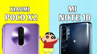 POCO X2 VS M  NOTE 10   DETA LED H ND  COMPAR SONPOCO X2 UNBOX NGPOCO X2 SPECS