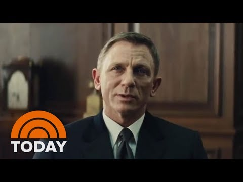 Daniel Craig Will Reportedly Return As James Bond In 2019 | TODAY