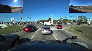 November 3, 2019/840 Trucking. Possibly overweight, absolutely LOST. Dallas Irving Texas