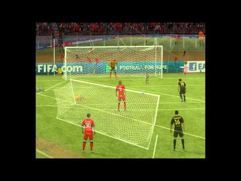 Calatayud vs Messi ! Pennatly's.