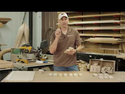 Edge Profiles & Framing Beads