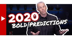 Bold Mortgage Interest Rate Predictions For 2020!