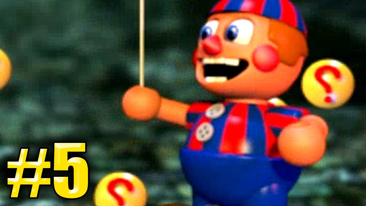 Balloon boy fnaf world part 5 five nights at freddy s youtube
