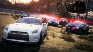 Need For Speed Most Wanted | Get Wanted Trailer