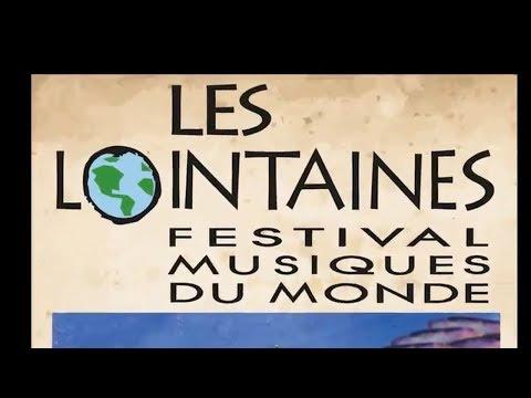 Régis LAURENT président du festival Les Lointaines consacré aux musiques du monde