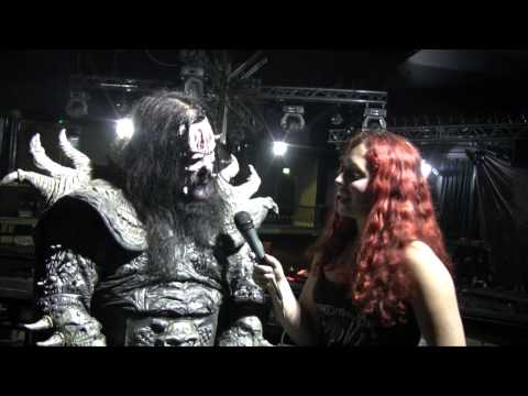 Lordi interview with Mr Lordi