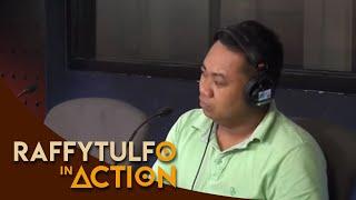 Taxi driver na hindi nagsoli ng naiwang bag ng pasahero, sinabon ng kanyang operator sa ere.