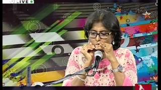 A Chai Ke Tujhey played live  by Dr Babita Basu at Gaanbhashi Live on 26/8/2015
