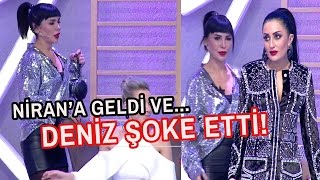 Deniz Serkanova'dan ŞOK Hareket! Niran'ın Yanına Geldi Ve...