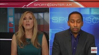 Video LINDA COHN SEEMS FUSTRATED THAT MARSHAWN LYNCH ISN'T GETTING PUNISHED FOR SITTING AT ANTHEM! download MP3, 3GP, MP4, WEBM, AVI, FLV Oktober 2017