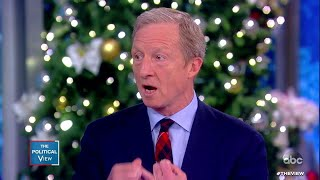 Gambar cover Tom Steyer Discusses his 2020 Campaign | The View