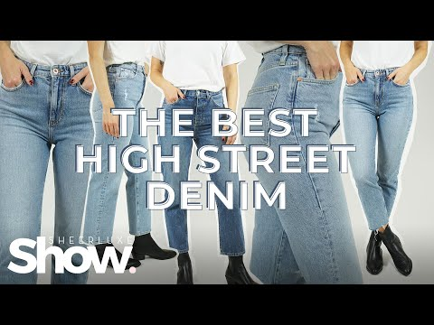 High Street Denim Try On Haul 2019 – Topshop, H&M, Zara + More | SheerLuxe Show