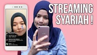 Live Streaming Bareng Kaka Cantik Di JalanTikus