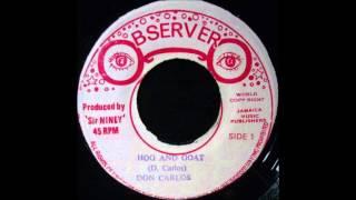 """Don Carlos - Hog & Goat 7"""""""
