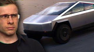 Заказал Tesla Cybertruck