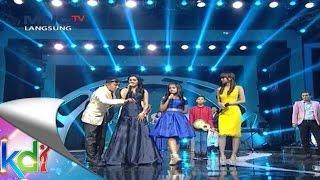 Iyeth Bustami Tes Vokal Putri Ayu dan Hanin Dhiya KDI Star MP3