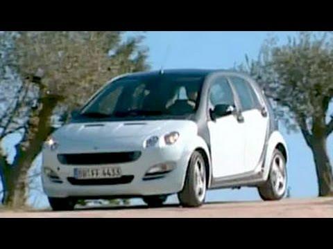 Smart Forfour: Der Smart ist erwachsen geworden. Aber ist der Forfour auch ein gutes Auto?