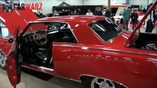 1964 Chevrolet Malibu SS At The Speed And Custom Car Show London Ontario 2017
