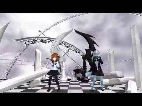 [MMD]雷とレ級に「六兆年と一夜物語」に踊ってもらった
