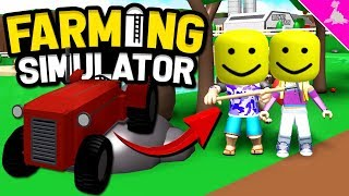 THE NEW ROBLOX MINING SIMULATOR!? - ROBLOX FARMING SIMULATOR + CODES