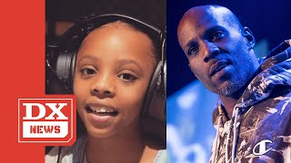 DMX's 8-Year-Old Daughter Has 20 Songs Ready To Make His Legacy Proud