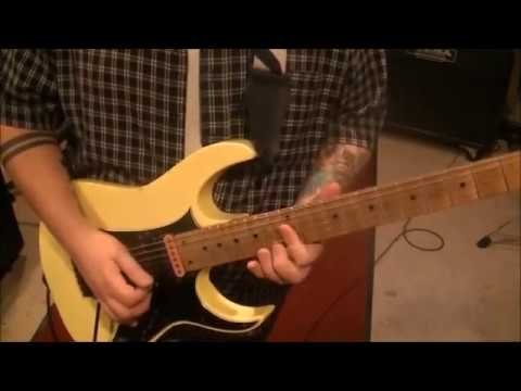 Van Halen-Runnin With The Devil by Mike Gross(CVT Guitar Lesson for Dominick)